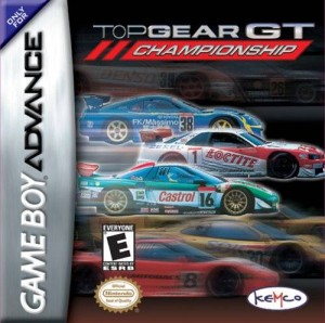 Top Gear GT Championship box