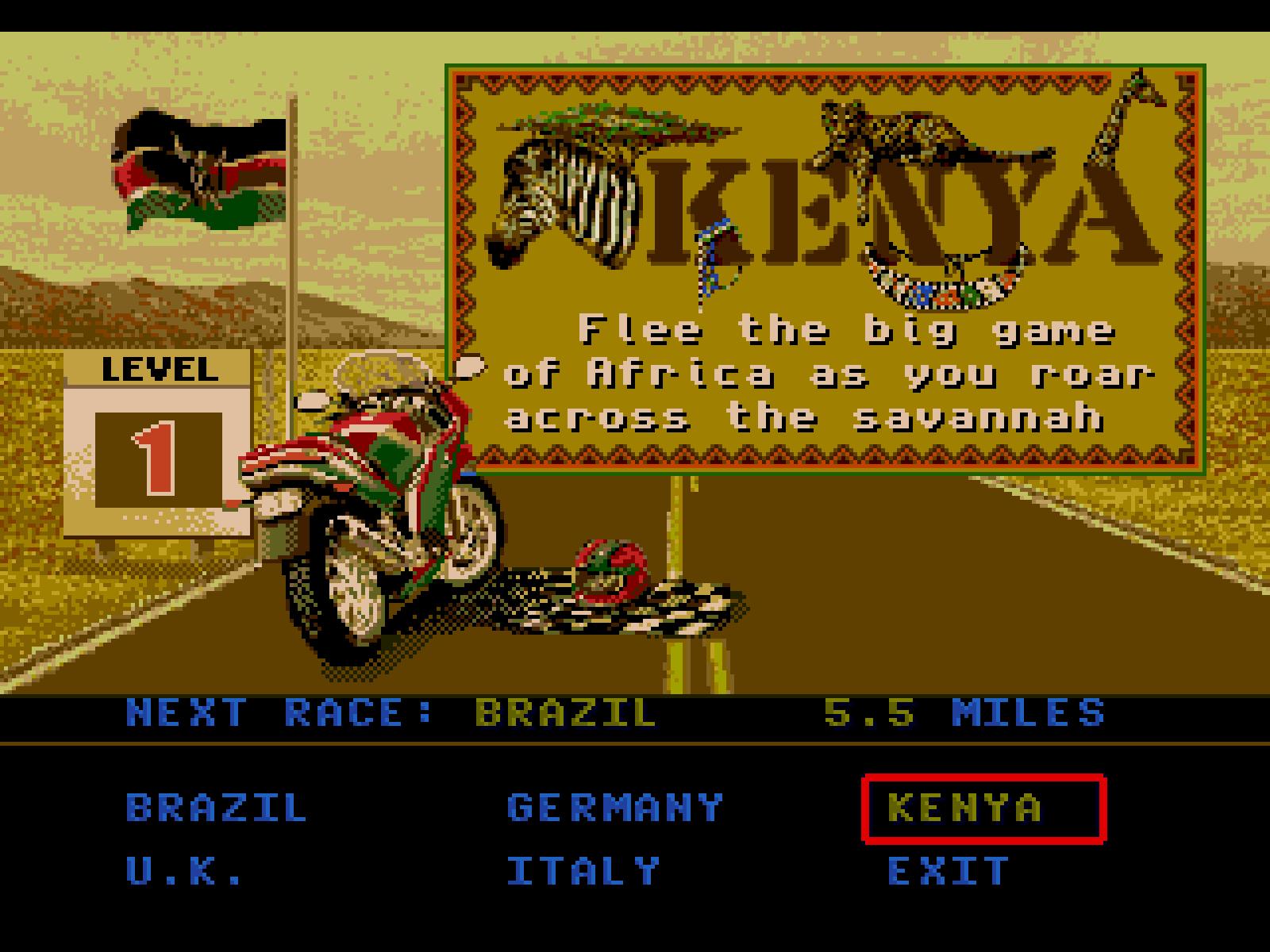 Play Road Rash 3 - Sega Genesis online
