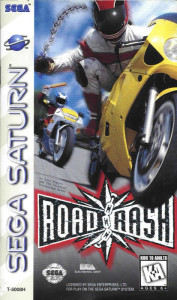 Road Rash (Saturn) Cover