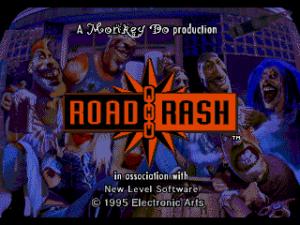 Road Rash (Sega CD) 01