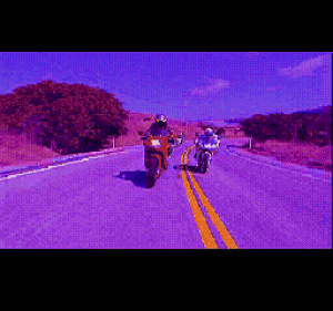 Road Rash (Sega CD) 04