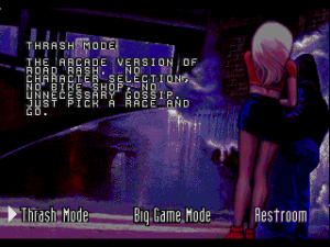 Road Rash (Sega CD) 07