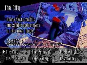 Road Rash (Sega CD) 08