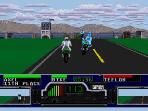 Road Rash (Sega CD) 17