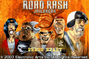 Road Rash Jailbreak (GBA) 01