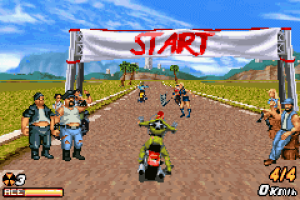 Road Rash Jailbreak (GBA) 05
