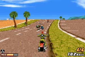 Road Rash Jailbreak (GBA) 06