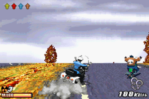 Road Rash Jailbreak (GBA) 11