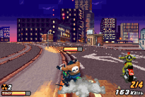 Road Rash Jailbreak (GBA) 15