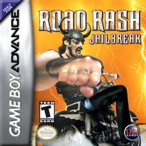 Road Rash Jailbreak (GBA) box