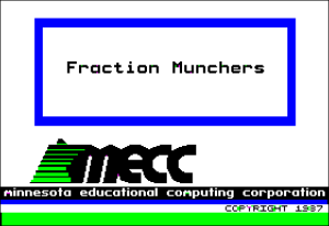 Fraction Munchers 01