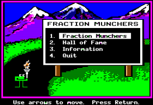 Fraction Munchers 02