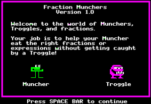 Fraction Munchers 03