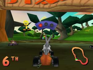 Looney Tunes Racing (ePSXe)