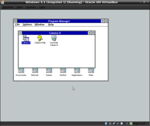 Windows 3.1 1